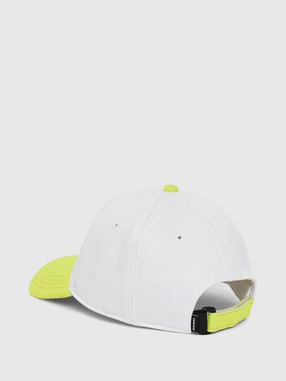 Diesel - DURBO, White/Yellow - Caps - Image 2