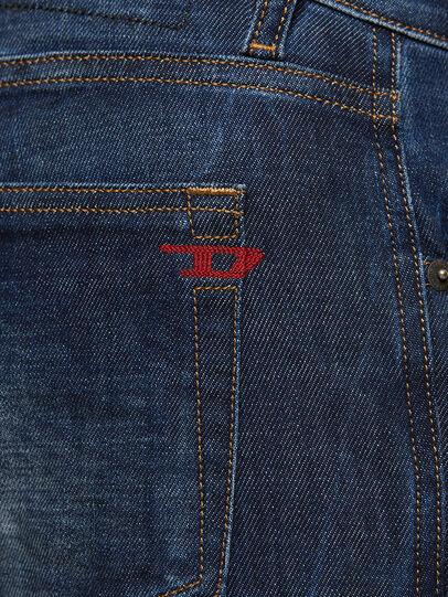 Diesel - D-Strukt 009GQ, Dark Blue - Jeans - Image 5