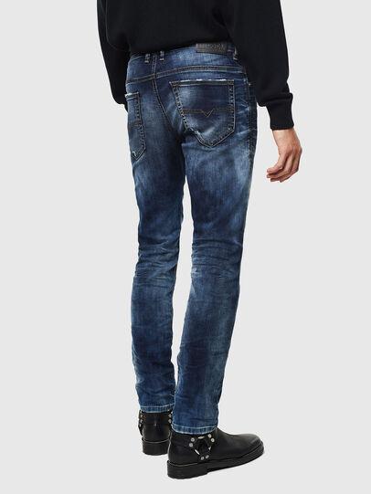 Diesel - Thommer JoggJeans 069KD, Dark Blue - Jeans - Image 2