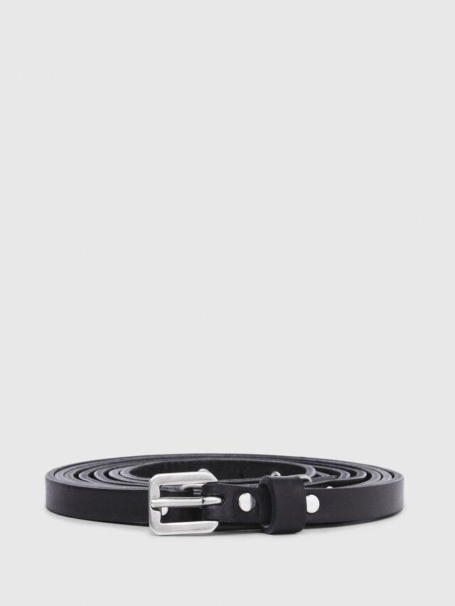 Diesel - B-RENDOLA, Black - Belts - Image 1