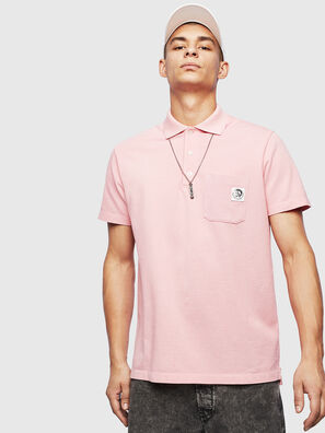 T-POLO-WORKY, Pink - Polos
