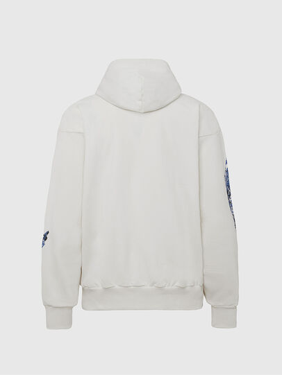 Diesel - S-ALBY-X3, White - Sweaters - Image 2