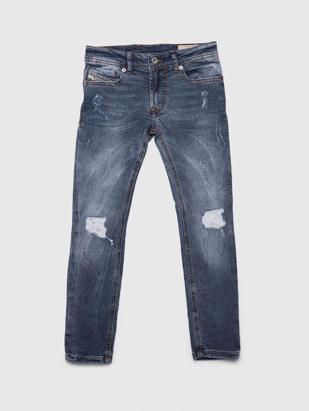 SLEENKER-J JOGGJEANS-N, Light Blue - Jeans
