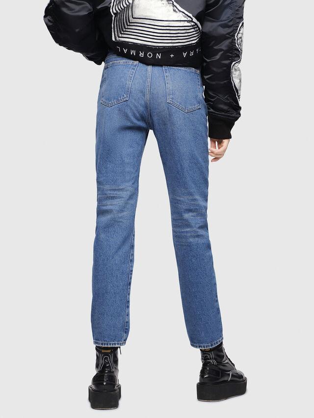 Diesel - D-Eiselle 0076X, Medium blue - Jeans - Image 2