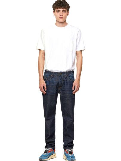 Diesel - D-Fining 09A20, Dark Blue - Jeans - Image 5
