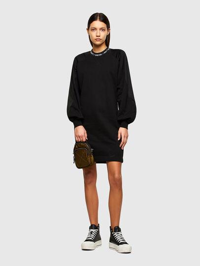 Diesel - D-TULLY, Black - Dresses - Image 5