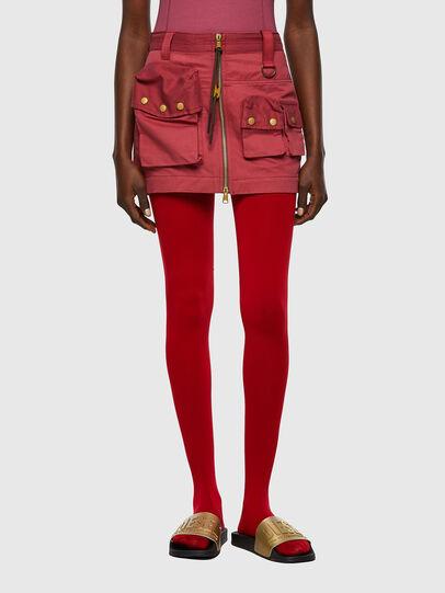 Diesel - O-IRAIDA, Pink - Skirts - Image 1