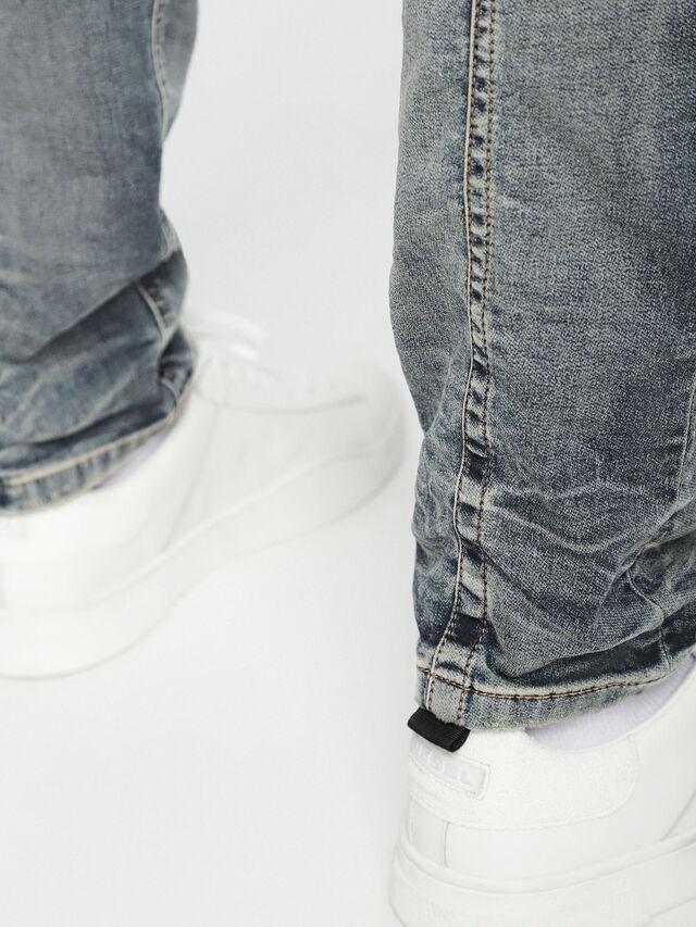 Diesel - Krooley JoggJeans 069DA, Light Blue - Jeans - Image 7