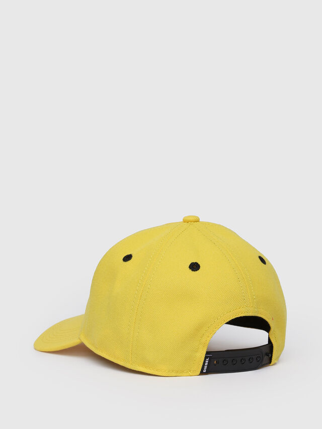 Diesel - CAKERYM-MAX, Yellow - Caps, Hats and Gloves - Image 2