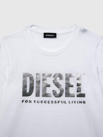 Diesel - TSILYWX ML, White - T-shirts and Tops - Image 3