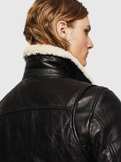 Diesel - L-VINT,  - Leather jackets - Image 5