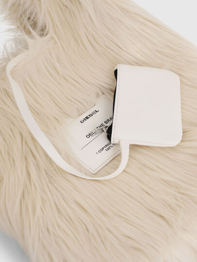 Diesel - WYLMA, White - Shopping and Shoulder Bags - Image 6