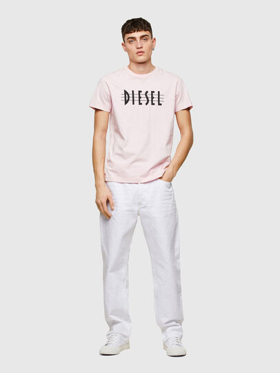 Diesel - T-DIEGOS-E34, Face Powder - T-Shirts - Image 4