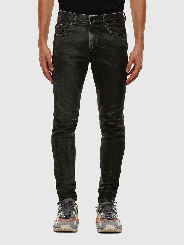 D-Strukt 009DU, Black/Dark grey - Jeans