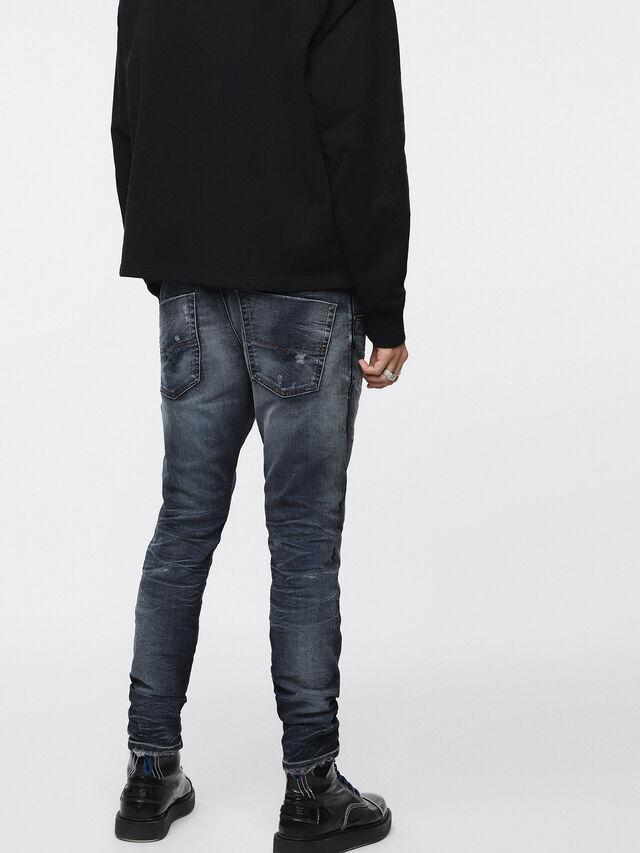 Diesel - Krooley JoggJeans 069BC, Dark Blue - Jeans - Image 2