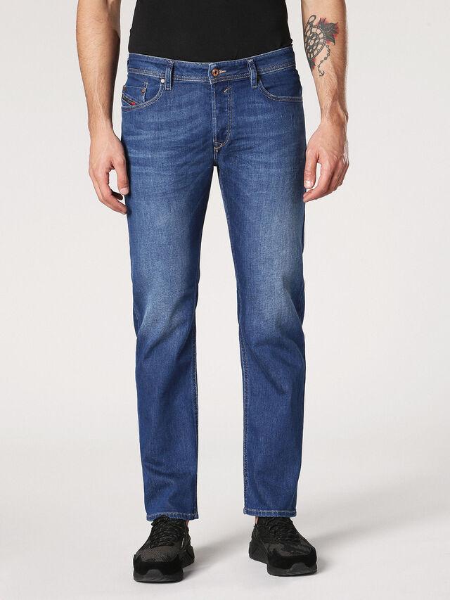 Diesel - Waykee 084RM, Medium blue - Jeans - Image 1