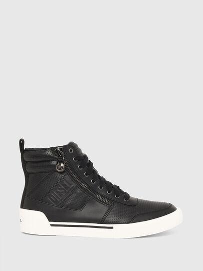 Diesel - S-DVELOWS MID CUT, Black - Sneakers - Image 1