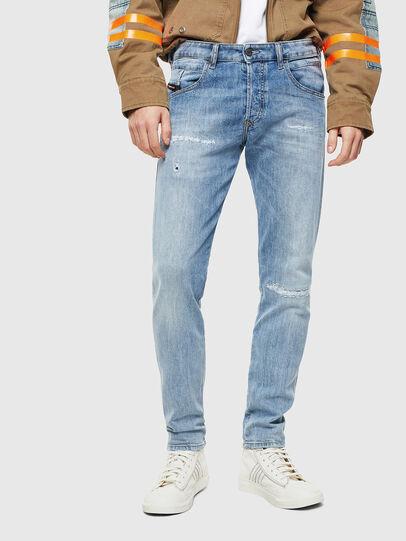 Diesel - D-Bazer 0095V, Light Blue - Jeans - Image 1