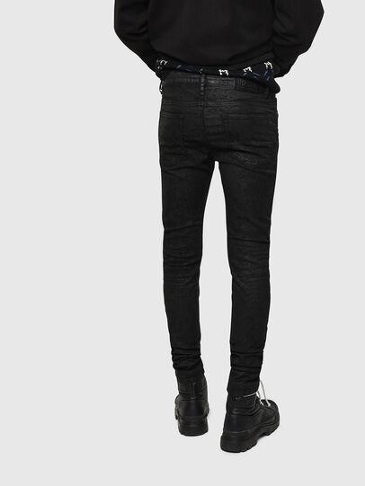 Diesel - D-Reeft JoggJeans 084AG, Black/Dark grey - Jeans - Image 2