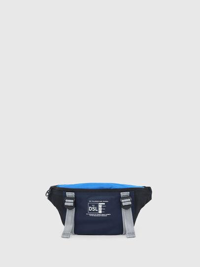 Diesel - MHAIR, Blue - Belt bags - Image 1