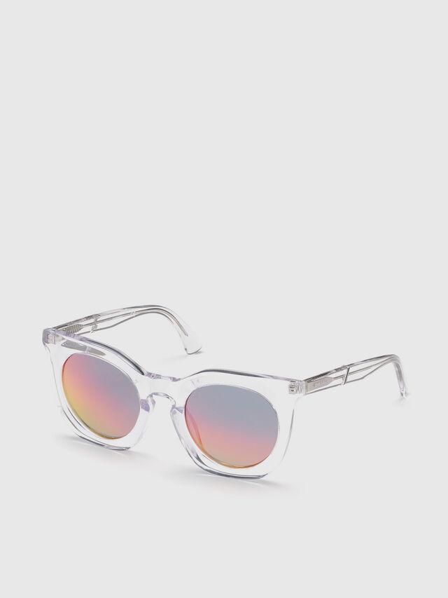 Diesel - DL0283, White - Eyewear - Image 2