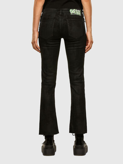 Diesel - Slandy 069NG, Black/Dark grey - Jeans - Image 2