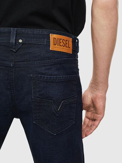 Diesel - Larkee 0098I, Dark Blue - Jeans - Image 4
