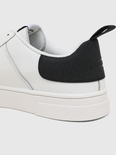Diesel - S-CLEVER SO, White/Black - Sneakers - Image 5