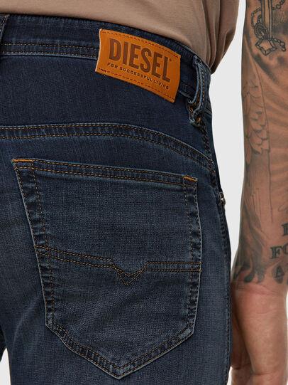 Diesel - Thommer JoggJeans 069NE, Dark Blue - Jeans - Image 4