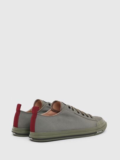 Diesel - S-ASTICO LOW CUT, Dark grey - Sneakers - Image 3