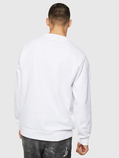Diesel - S-GIR-B5, White - Sweaters - Image 2