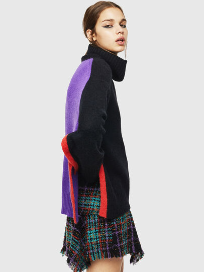 Diesel - M-PERSIA, Black - Knitwear - Image 5