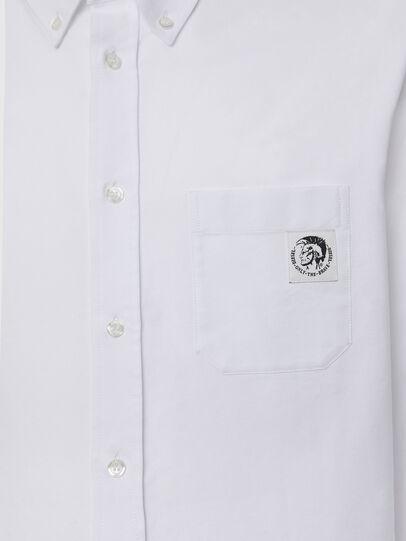 Diesel - S-JAMES, White - Shirts - Image 3