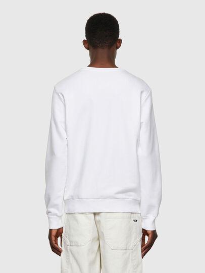 Diesel - S-GIRK-B3, White - Sweaters - Image 2