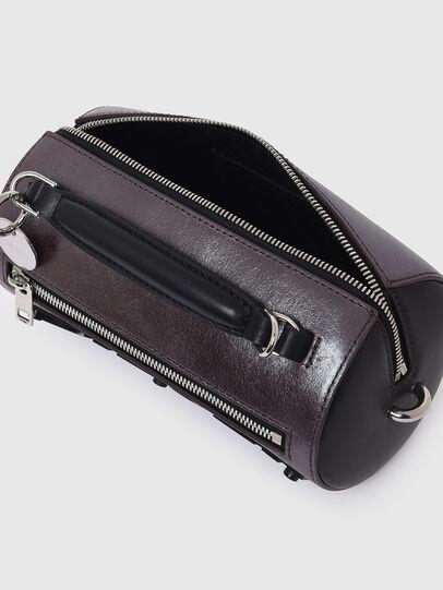 Diesel - CAYAC LT, Dark grey - Crossbody Bags - Image 4