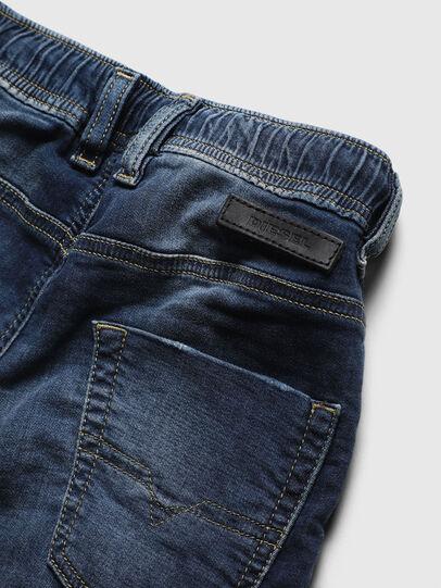 Diesel - KROOLEY-JOGGJEANS-J SH, Medium blue - Shorts - Image 4
