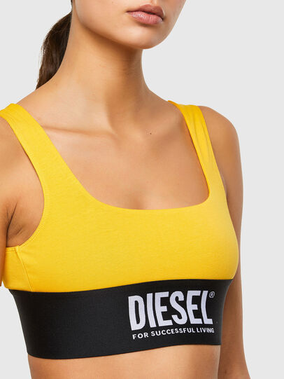Diesel - UFSB-LOUISA-NEW, Yellow - Bras - Image 3