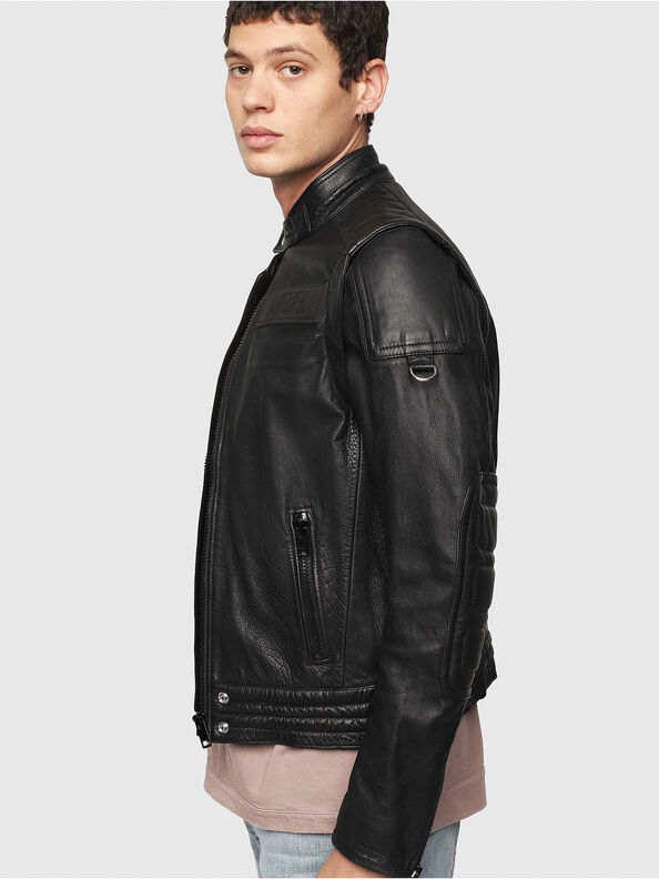 L-YUJA,  - Leather jackets