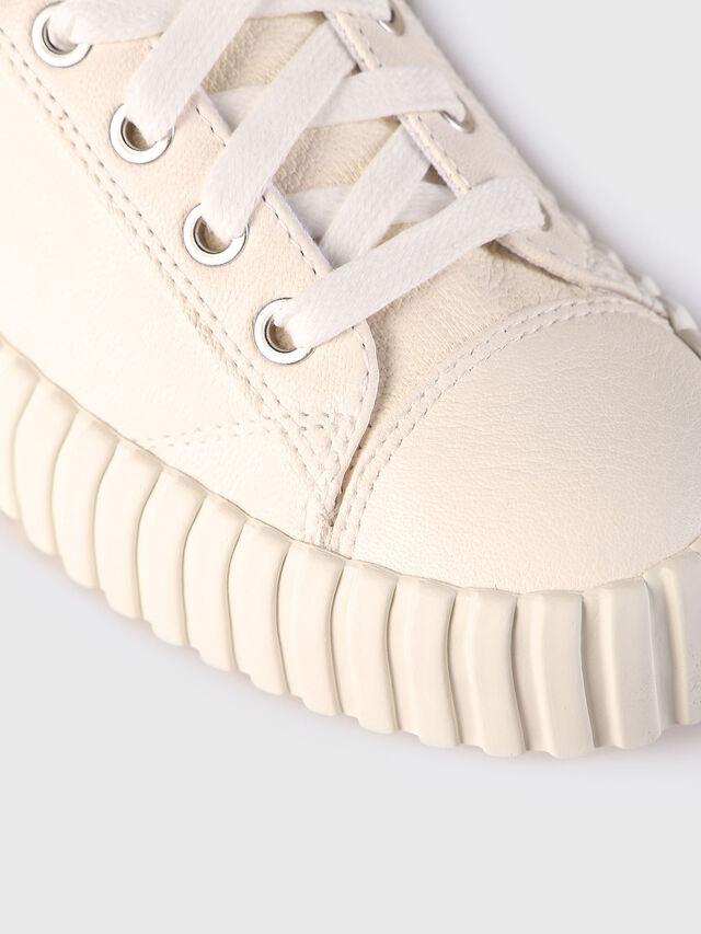 Diesel - S-EXPOSURE CLC W, White - Sneakers - Image 4