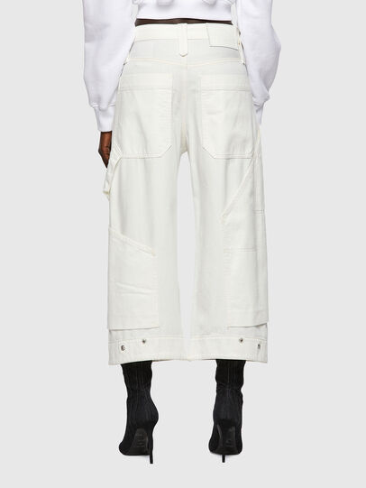 Diesel - D-Laly 0HDAI, White - Jeans - Image 2