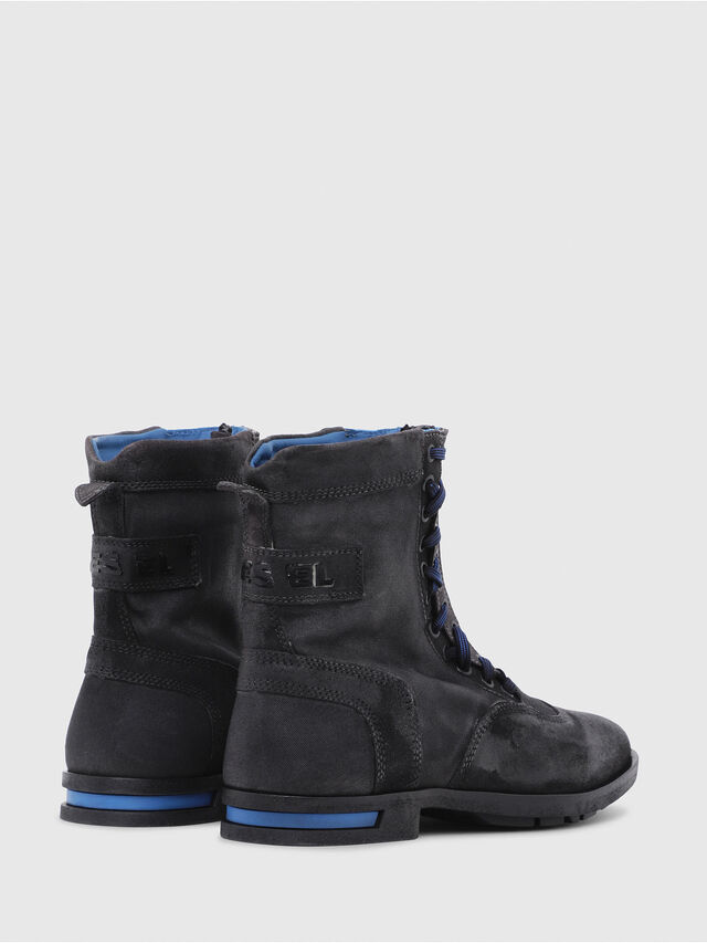 Diesel - D-OGTAG OXB, Anthracite - Boots - Image 3