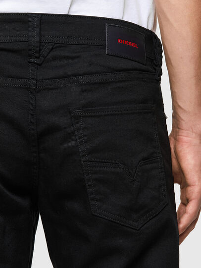 Diesel - Larkee-Beex 0688H, Black/Dark grey - Jeans - Image 4