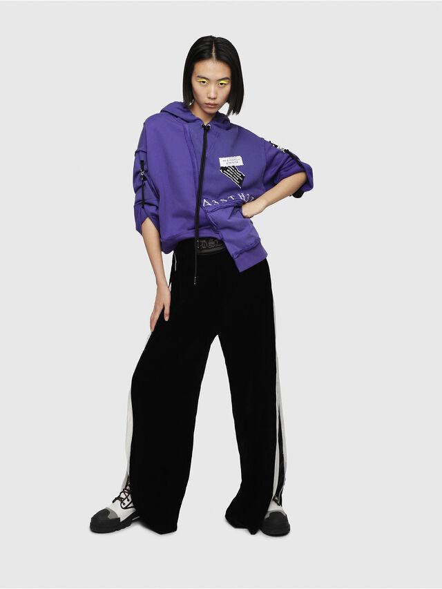Diesel - F-MIKI, Violet - Sweaters - Image 4