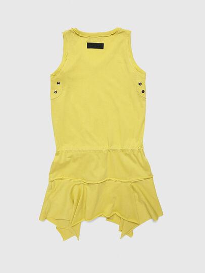 Diesel - DSLOAN, Yellow - Dresses - Image 2