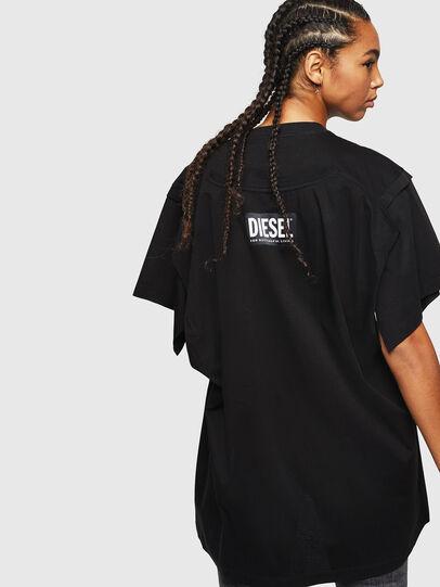 Diesel - T-AMELIA, Black - Tops - Image 2