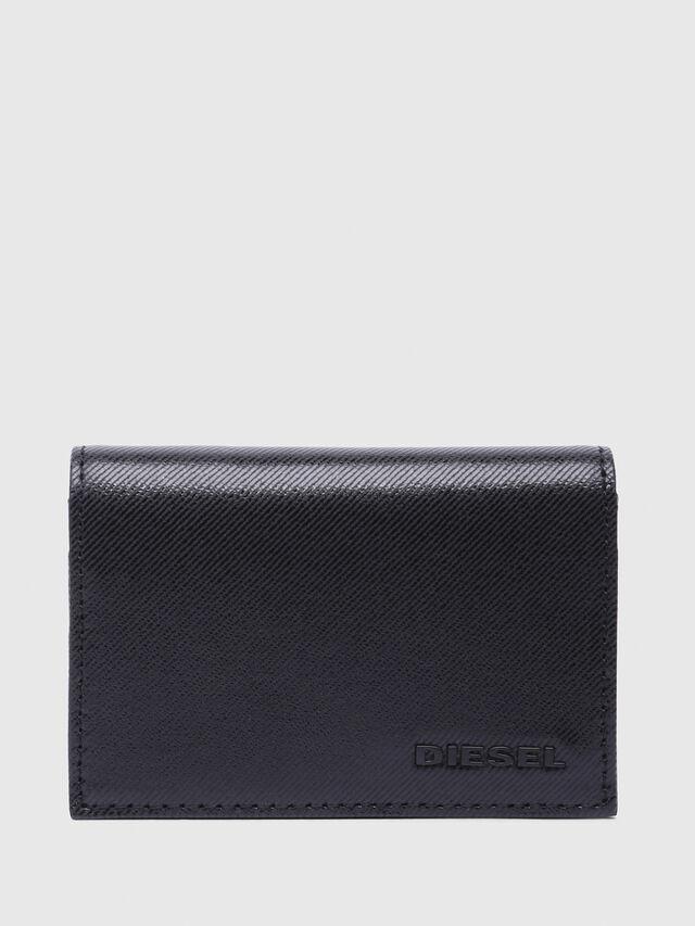 Diesel - DUKEZ, Black - Small Wallets - Image 1