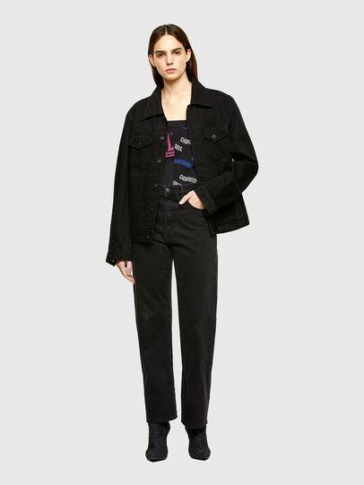 Diesel - M-URA, Black - Knitwear - Image 4