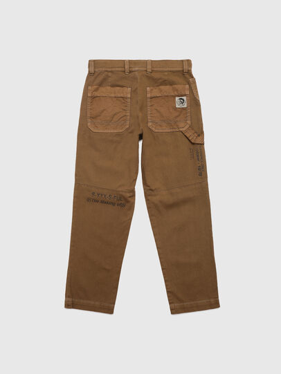 Diesel - PTRENT, Brown - Pants - Image 2