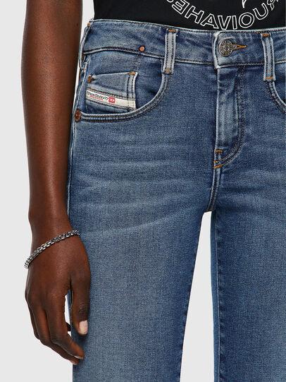 Diesel - D-Ollies JoggJeans® 069XA, Medium blue - Jeans - Image 3