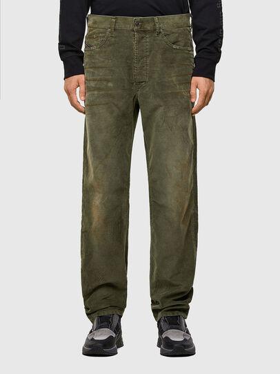 Diesel - D-Macs 069PT, Military Green - Jeans - Image 1